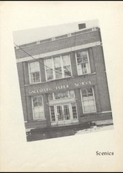 Page 9, 1954 Edition, Galesburg Augusta High School - Rambler Yearbook (Galesburg, MI) online yearbook collection