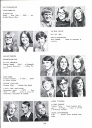 Galesburg High School - Reflector Yearbook (Galesburg, IL) online yearbook collection, 1973 Edition, Page 163