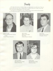 Page 11, 1969 Edition, Galeton High School - Galetonian Yearbook (Galeton, PA) online yearbook collection