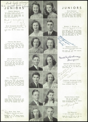 Page 15, 1942 Edition, Gallatin High School - Green Wave Yearbook (Gallatin, TN) online yearbook collection