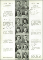 Page 16, 1942 Edition, Gallatin High School - Green Wave Yearbook (Gallatin, TN) online yearbook collection