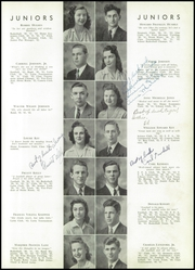 Page 17, 1942 Edition, Gallatin High School - Green Wave Yearbook (Gallatin, TN) online yearbook collection