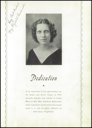 Page 7, 1942 Edition, Gallatin High School - Green Wave Yearbook (Gallatin, TN) online yearbook collection