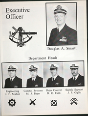 Page 10, 1984 Edition, Gallery (FFG 26) - Naval Cruise Book online yearbook collection