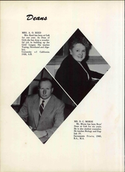 Page 12, 1955 Edition, Galt High School - Highlights Yearbook (Galt, CA) online yearbook collection
