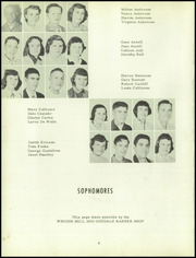 Galva High School - Galahi Yearbook (Galva, IL) online yearbook collection, 1955 Edition, Page 12 of 100