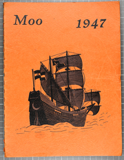 Galva Holstein Community School - Moo Yearbook (Holstein, IA) online yearbook collection, 1947 Edition, Cover