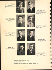Page 12, 1947 Edition, Galva Holstein Community School - Moo Yearbook (Holstein, IA) online yearbook collection