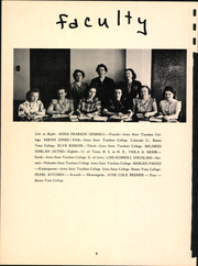 Page 8, 1947 Edition, Galva Holstein Community School - Moo Yearbook (Holstein, IA) online yearbook collection