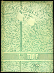 Galva Holstein Community School - Moo Yearbook (Holstein, IA) online yearbook collection, 1952 Edition, Cover