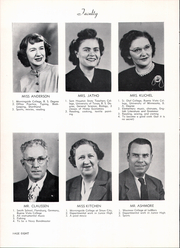 Page 12, 1952 Edition, Galva Holstein Community School - Moo Yearbook (Holstein, IA) online yearbook collection
