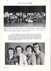 Page 16, 1952 Edition, Galva Holstein Community School - Moo Yearbook (Holstein, IA) online yearbook collection