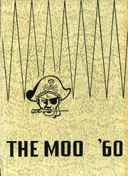 Galva Holstein Community School - Moo Yearbook (Holstein, IA) online yearbook collection, 1960 Edition, Cover