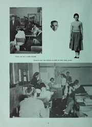 Page 10, 1957 Edition, Gamewell Collettsville High School - Devils Diary Yearbook (Lenoir, NC) online yearbook collection