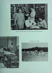 Page 11, 1957 Edition, Gamewell Collettsville High School - Devils Diary Yearbook (Lenoir, NC) online yearbook collection
