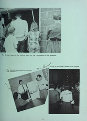 Page 15, 1957 Edition, Gamewell Collettsville High School - Devils Diary Yearbook (Lenoir, NC) online yearbook collection