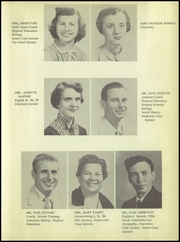 Page 11, 1955 Edition, Ganado High School - Chieftain Yearbook (Ganado, TX) online yearbook collection