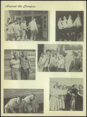 Page 12, 1955 Edition, Ganado High School - Chieftain Yearbook (Ganado, TX) online yearbook collection