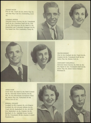 Page 14, 1955 Edition, Ganado High School - Chieftain Yearbook (Ganado, TX) online yearbook collection