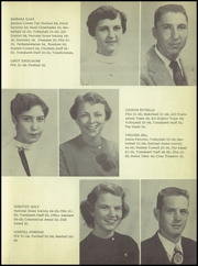 Page 15, 1955 Edition, Ganado High School - Chieftain Yearbook (Ganado, TX) online yearbook collection