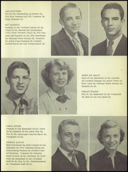 Page 17, 1955 Edition, Ganado High School - Chieftain Yearbook (Ganado, TX) online yearbook collection
