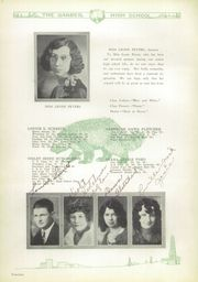 Garber High School - Wolverine Yearbook (Garber, OK) online yearbook collection, 1930 Edition, Page 22
