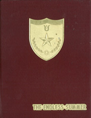 Garcia (DE 1040) - Naval Cruise Book online yearbook collection, 1970 Edition, Cover