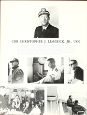 Page 10, 1970 Edition, Garcia (DE 1040) - Naval Cruise Book online yearbook collection