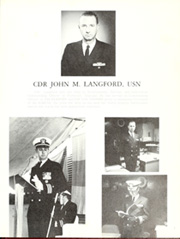 Page 11, 1970 Edition, Garcia (DE 1040) - Naval Cruise Book online yearbook collection