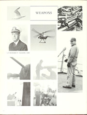 Page 16, 1970 Edition, Garcia (DE 1040) - Naval Cruise Book online yearbook collection