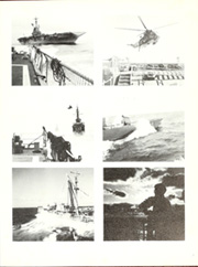 Page 7, 1970 Edition, Garcia (DE 1040) - Naval Cruise Book online yearbook collection