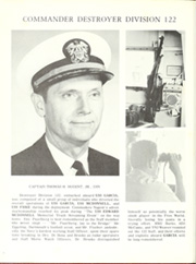 Page 8, 1970 Edition, Garcia (DE 1040) - Naval Cruise Book online yearbook collection
