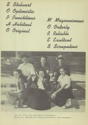 Garden City High School - Bearkat Yearbook (Garden City, TX) online yearbook collection, 1950 Edition, Page 17 of 76