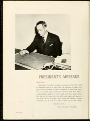 Page 10, 1945 Edition, Gardner Webb University - Web / Anchor Yearbook (Boiling Springs, NC) online yearbook collection