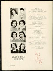 Page 14, 1945 Edition, Gardner Webb University - Web / Anchor Yearbook (Boiling Springs, NC) online yearbook collection