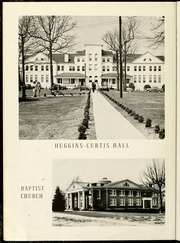 Page 6, 1945 Edition, Gardner Webb University - Web / Anchor Yearbook (Boiling Springs, NC) online yearbook collection