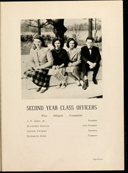 Page 9, 1945 Edition, Gardner Webb University - Web / Anchor Yearbook (Boiling Springs, NC) online yearbook collection