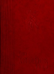 Gardner Webb University - Web / Anchor Yearbook (Boiling Springs, NC) online yearbook collection, 1954 Edition, Cover