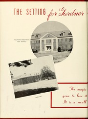 Page 8, 1954 Edition, Gardner Webb University - Web / Anchor Yearbook (Boiling Springs, NC) online yearbook collection