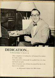 Gardner Webb University - Web / Anchor Yearbook (Boiling Springs, NC) online yearbook collection, 1956 Edition, Page 8 of 140