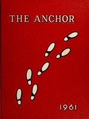 Gardner Webb University - Web / Anchor Yearbook (Boiling Springs, NC) online yearbook collection, 1961 Edition, Cover