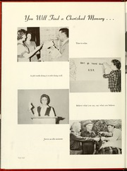 Page 12, 1961 Edition, Gardner Webb University - Web / Anchor Yearbook (Boiling Springs, NC) online yearbook collection