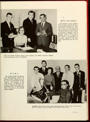 Page 13, 1961 Edition, Gardner Webb University - Web / Anchor Yearbook (Boiling Springs, NC) online yearbook collection