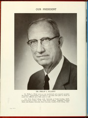 Page 16, 1961 Edition, Gardner Webb University - Web / Anchor Yearbook (Boiling Springs, NC) online yearbook collection