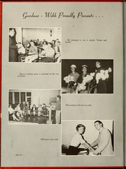 Page 6, 1961 Edition, Gardner Webb University - Web / Anchor Yearbook (Boiling Springs, NC) online yearbook collection