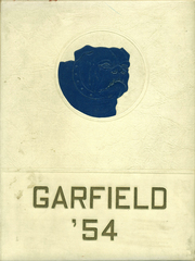 Garfield Heights High School - Garfield Yearbook (Garfield Heights, OH) online yearbook collection, 1954 Edition, Cover