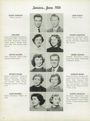 Page 10, 1954 Edition, Garfield Heights High School - Garfield Yearbook (Garfield Heights, OH) online yearbook collection