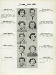 Page 11, 1954 Edition, Garfield Heights High School - Garfield Yearbook (Garfield Heights, OH) online yearbook collection