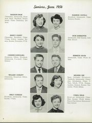 Page 12, 1954 Edition, Garfield Heights High School - Garfield Yearbook (Garfield Heights, OH) online yearbook collection