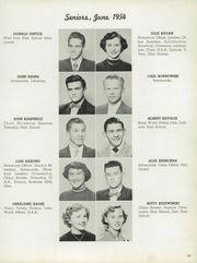 Page 17, 1954 Edition, Garfield Heights High School - Garfield Yearbook (Garfield Heights, OH) online yearbook collection